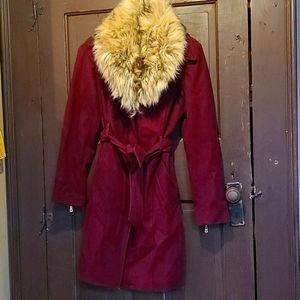 Guess fall dressed up coat